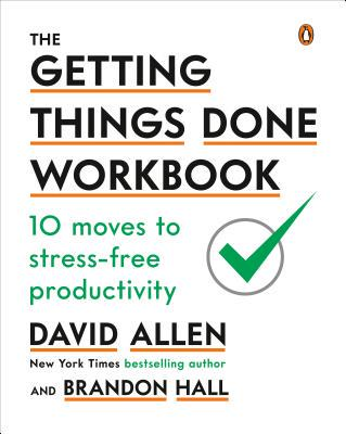 An intimate afternoon with David Allen: Q&A and Book Presentation of Getting Things Done - The Workbook