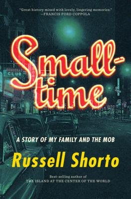 Russell Shorto: Smalltime. In discussion with Arnon Grunberg