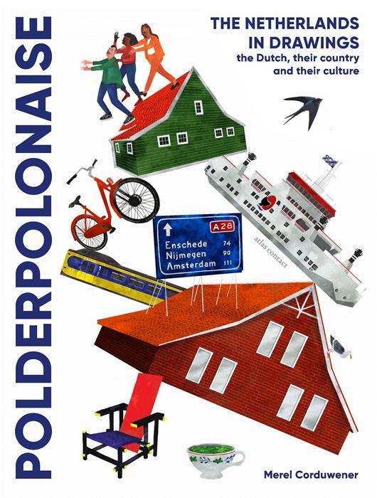 Book Launch Merel Corduwener: Polderpolonaise
