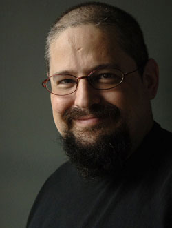 Talk/Book Presentation and Signing: Charles Stross