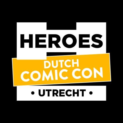 Heroes Dutch Comic Con 2020