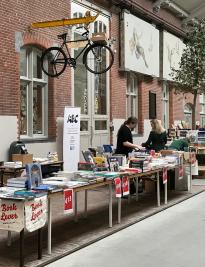 Sidewalk Sale at De Hallen Amsterdam
