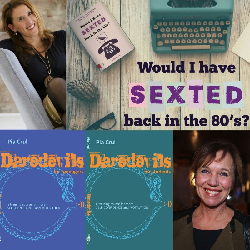 Joint book presentation: Allison Ochs and Pia Crul