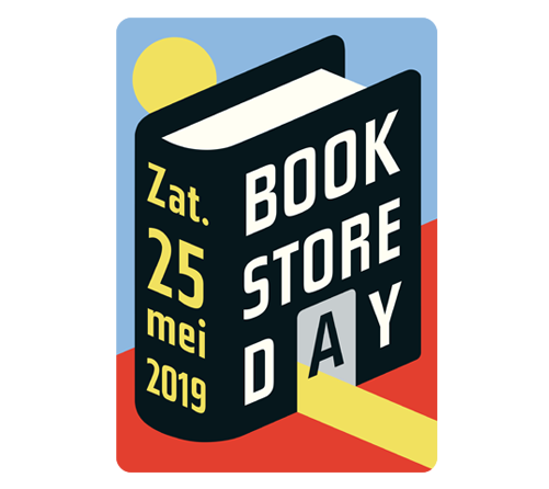 Bookstore Day @ the ABC The Hague: Silent Reading Hour