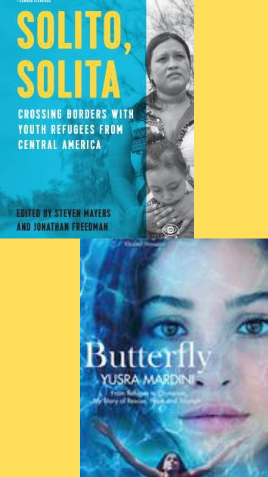 OurSharedShelf Feminist Book Club: Solito,Solita and Butterfly