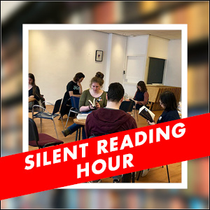 Silent Reading Hour