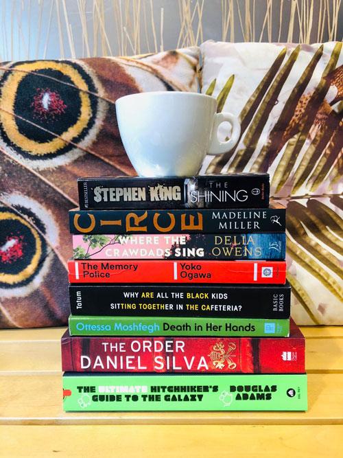 Books & Coffee Break